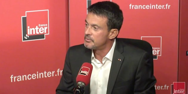 """Esseulé Valls? Pour l'ancien premier ministre, la voix qu'il incarne """"sera utile d'une manière ou d'une autre"""""""