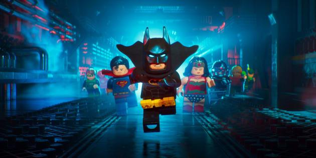 Pourquoi je n'ai pas amené mon fils voir le film Lego Batman