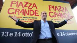 Zingaretti apre Piazza Grande: