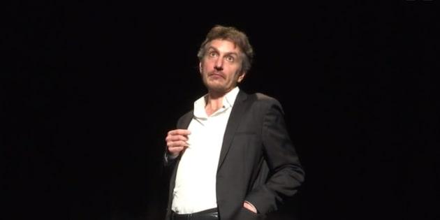 Le comédien Olivier Sauton s'excuse pour ses anciens tweets antisémites