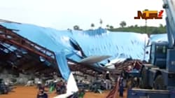 Devastating Nigerian Church Collapse Leaves An Uncertain Death