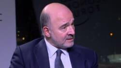 Moscovici salue