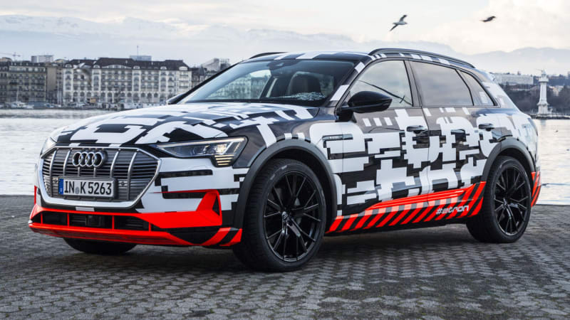 Audi E-Tron range revealed: It doesn t go as far as we expected