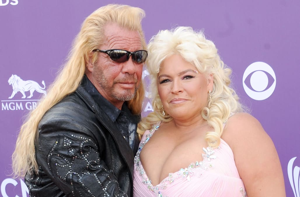 Beth Chapman: 'Fighting cancer is the toughest battle I've