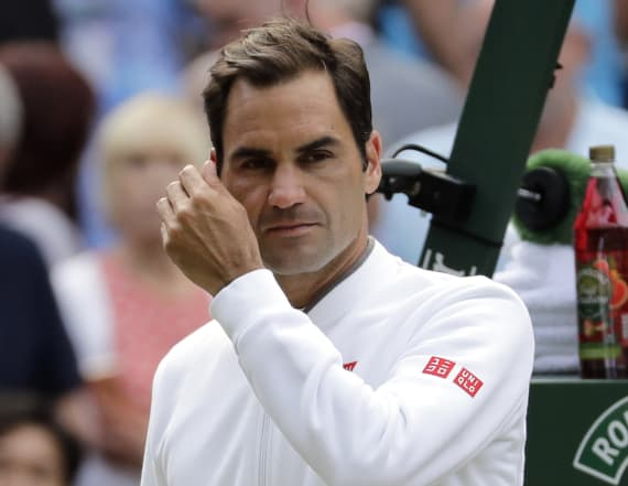 Federer says he'll 'try to forget' Wimbledon loss