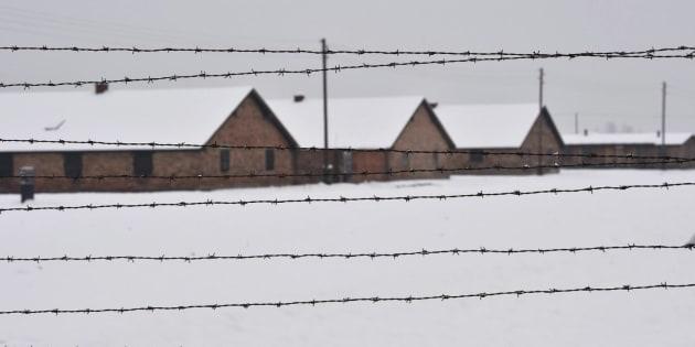Campo de concentración de Auschwitz-Birkenau, en una imagen de archivo.