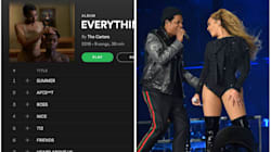 Beyoncé, Jay-Z Album Shows Up On Spotify, Apple Music, And Fans Freak