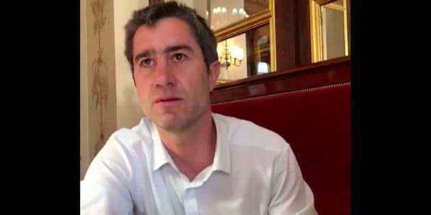 Dans une vidéo postée sur Twitter, François Ruffin a expliqué pourquoi il avait hurlé à l'Assemblée nationale.