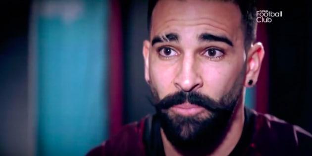 """Adil Rami a confié au """"Canal Football Club"""" avoir fait un burn-out après la Coupe du monde."""