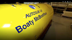 Boaty McBoatface Is Preparing For Its First Antarctic