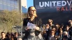 L'appel à la résistance de Jodie Foster contre
