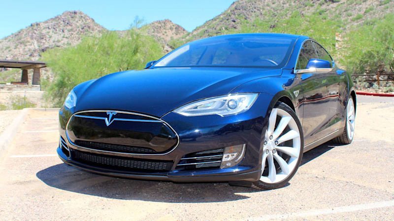 You Too Can Sleep In A Tesla Model S For Just Autoblog