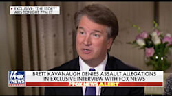 Brett Kavanaugh Claims Past Virginity As Defense Against Sexual Assault