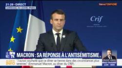 Macron égrène les noms de personnes récemment tuées parce que