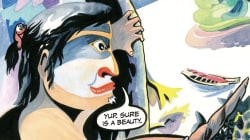 Check Out Haida Manga, A Stunning New Genre Of Indigenous