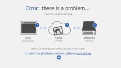 Pourquoi des centaines de sites web étaient inaccessibles ce