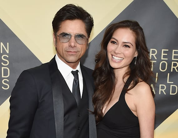 New dad John Stamos gushes over his new son