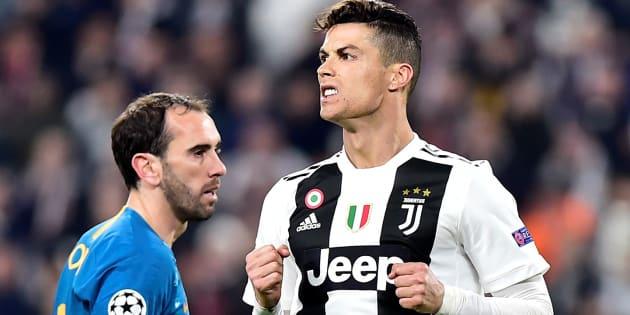 Pedrerol escribe esto sobre Cristiano Ronaldo durante el Juventus-Atlético y abre la caja de los truenos