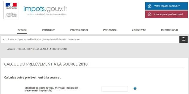 Impôt à la source: calculez votre montant grâce au nouveau simulateur