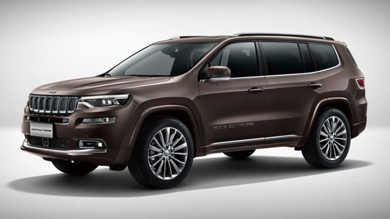 Jeep Commander 2019
