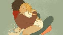Depuis sept ans, cette illustratrice française rend hommage aux