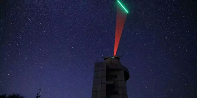 Première transmission quantique indétectable d'un satellite chinois
