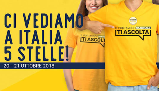 NO-TAP A ROMA PER CONTESTARE ITALIA 5 STELLE - La festa non poteva capitare in un momento peggiore. Incombe anche l'effetto d...