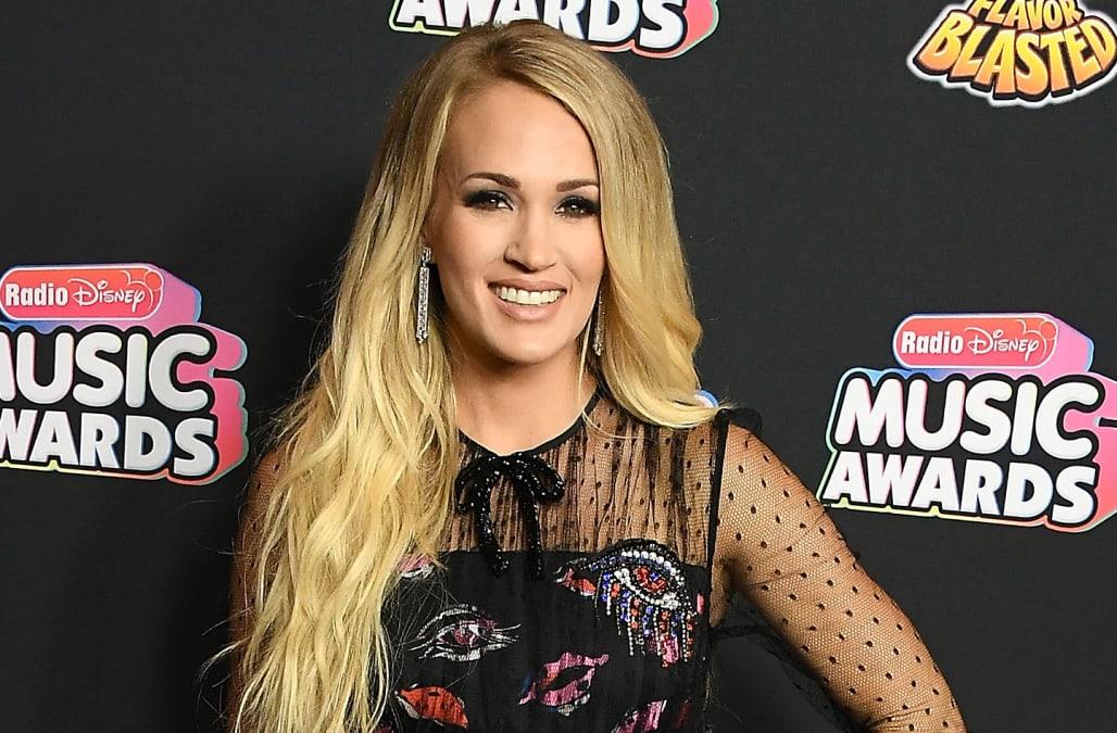 Carrie Underwood 35 Has E A Long Way Since Winning