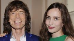 La fille de Mick Jagger dévoile une photo et le drôle de prénom de son petit