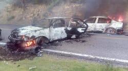 50 contra 6: comando ataca a policías rurales en la sierra de