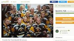 Fundraiser For The Humboldt Broncos Is Now Canada's Biggest-Ever