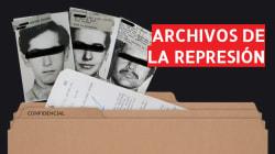 Archivos de la Represión, testigos de una guerra del gobierno contra