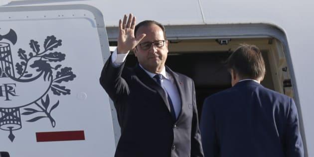 La dernière visite à l'étranger de Hollande est en Asie du Sud-est, et c'est tout sauf un hasard. REUTERS/Enrique de la Osa
