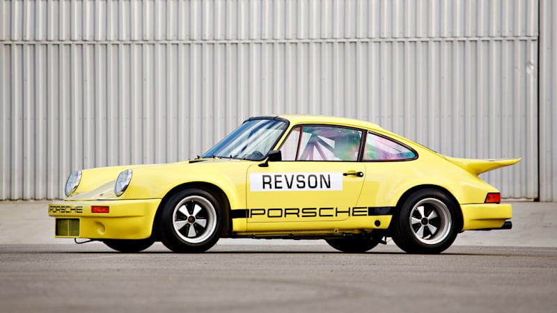 Seinfeld S Porsches And Vws Command 22 Million At Auction