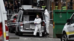 Le suspect de l'attentat de Stockholm montrait