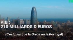 La Catalogne a voté son indépendance: à quoi ressemblerait-elle si elle était un
