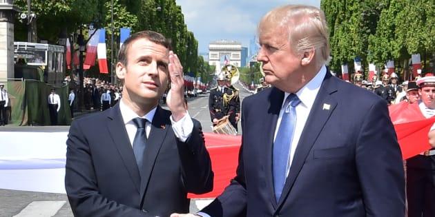 En 2018, sur ces sujets internationaux, Macron va devoir montrer qu'il sait trancher.