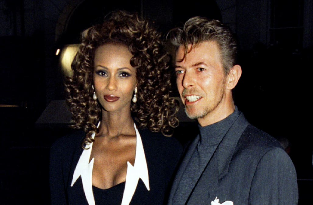 David Bowie and Iman's teenage daughter is strikingly beautiful