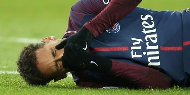 PSG-Real Madrid: On en sait plus sur la blessure de Neymar.