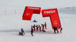 Le slalom géant dames annulé lundi en raison du