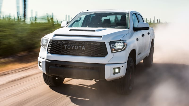 2019 Toyota TRD Pro off-roaders are getting expensive