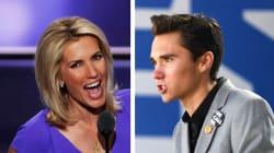 Cette présentatrice de Fox News se moque d'un rescapé de Parkland, la riposte est
