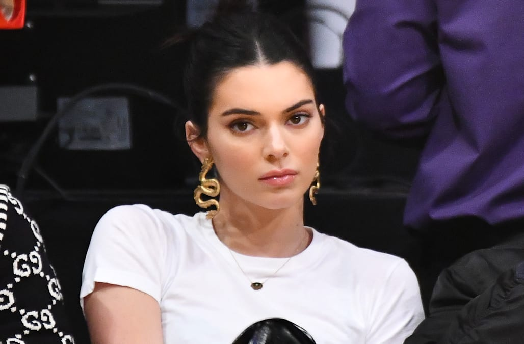 Kendall Jenner says she has  cried endlessly  over what people have said  about her on social media 26cfcc2a222