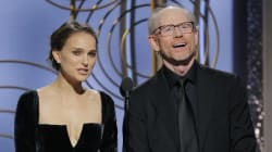 La frase con la que Natalie Portman sacó los colores a Hollywood en los Golden