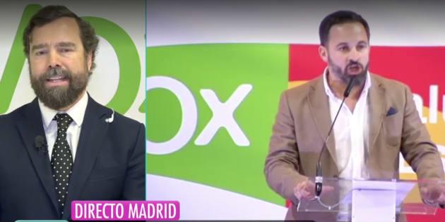 Espinosa de los Monteros (Vox) en 'El programa de Ana Rosa'