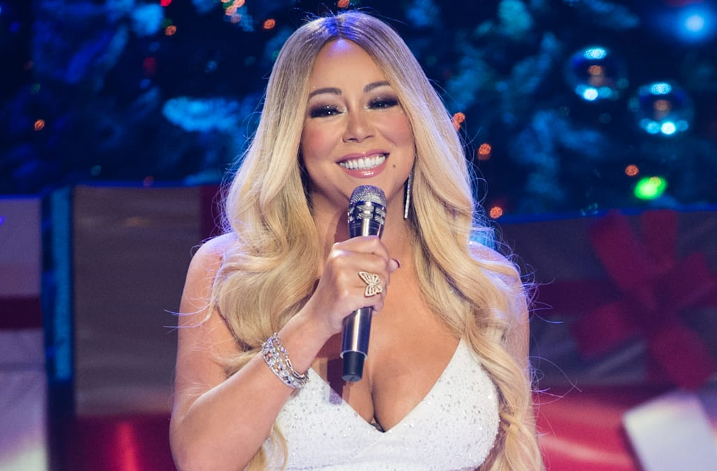 Who Wrote All I Want For Christmas Is You.All I Want For Christmas Is You Co Writer Slams Mariah