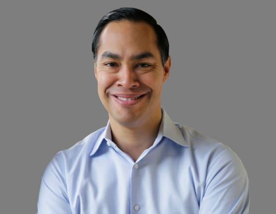Julian Castro announces 2020 plans