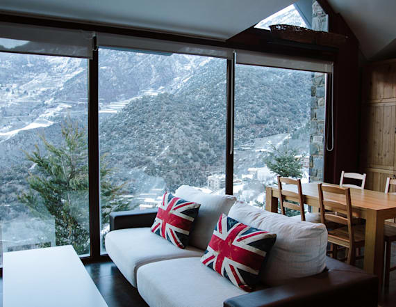 The 10 most wish-listed ski homes on Airbnb