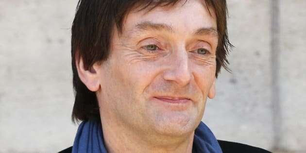 Pierre Palmade à Paris le 9 septembre 2015.
