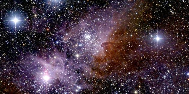 The Chamaeleon infrared nebula.